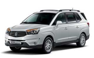 SsangYong Turismo 2013